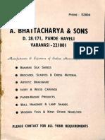 Bharata Manisha Quarterly Vol. II, No. 2 _ 3 July, Oct. 1976 - M.M. Gopinath Kaviraj_Part2