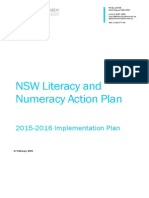 cecnsw lnap 2015 - 2016 implementation plan