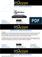 USAccess LLC - SafeNet Storage Secure