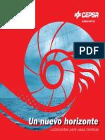 Catálogo de Lubricantes Aplicaciones Navales CEPSA