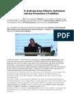 MedCam 2015 Anna Villarini Nutrizione Come Medicina Preventiva e Predittiva