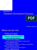 Iscope Digital - Database Development Progress
