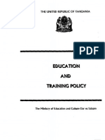 education and Training Policy.pdf