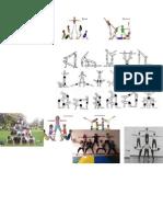 piramides humanas
