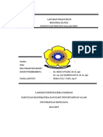 LAPORAN PRAKTIKUM Biokimia Klinik Part 6