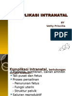 Komplikasi_Intranatal