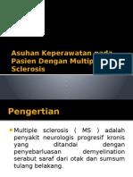 Asuhan Keperawatan pada Pasien Dengan Multiple Sclerosis