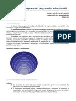 Curs 1_Proiectarea Si Managementul Programelor Educationale