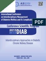 Scientific Program Interdiab2015