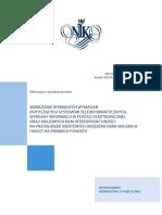 Nik p 14 003 Systemy Teleinformatyczne