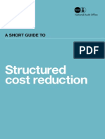 Short Guide to Structured Cost Reduction