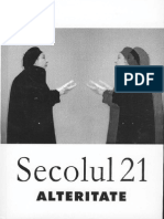Secolul 21 - Alteritate