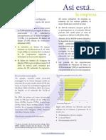 Reindustrialización de España-Así Está La Empresa Marzo 2015-Círculo de Empresarios