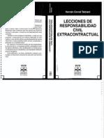 Corral Hernán - Lecciones de Responsabilidad Extracontractual