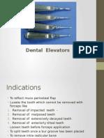 Dental Elevators