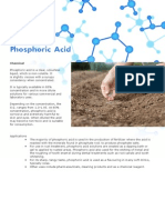 Pumping Phosphoric Acid