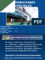 Tributos Especiales Derecho Financiero[2]