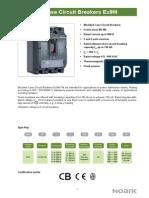 Intrerupatoare Automate Tip MCCB Pana La 800A En