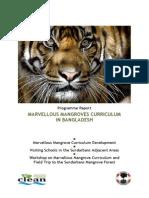 Marvellous Mangroves Curriculum in Bangladesh
