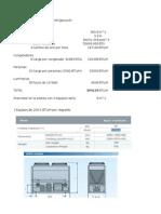 Modelo del cálculo para aire acondicionado