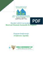 Ruralni i odrzivi razvoj planina