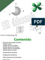 Modelos Quimicos y Tabla Periodica
