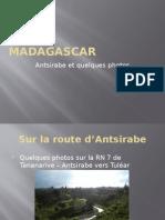 Sur la RN 7 vers Antsirabe