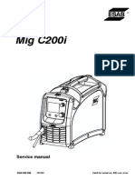 Esab caddy mig c200i service manual