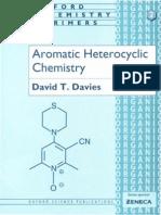 Aromatic Heterocyclic Chemistry