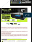 Network Mediaplayer MKV Matroska H.264 Full HD Streamy 4Geek