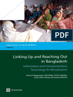 Linking Up and Reaching Out in Bangladesh