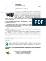 Eco Printing (Spanish)