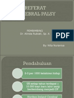 Referat Cerebral Palsy