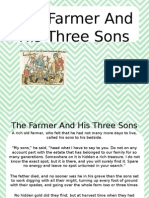 The Farmer and His Three Sons