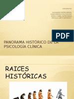 RAICES HISTORICAS PICOCLINICA