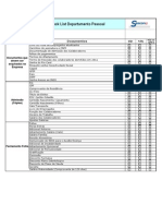 Check List Dp