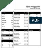follow me printing report