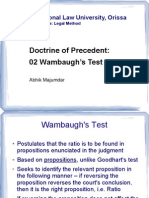 05 Wambaugh's Testdfsddfdsfds