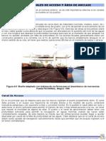Muelles, Canales de Acceso y Área de Anclaje