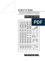 Onyx820i OM Sp