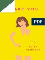 I TAKE YOU by ELIZA KENNEDY-Excerpt