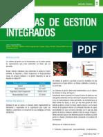 sistemas de gestión integrado