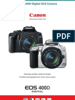 Manual Cannon EOS 400D