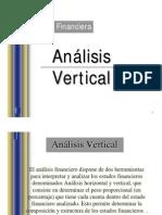 Analisis Vertical y Horizantal