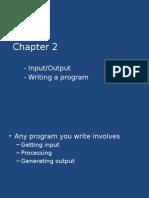 Chapter2-IO-fullProgram.pptx