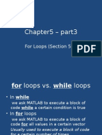 Chapter5 –  for loops - v2.pptx