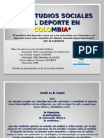 Estudios Sociales del Deporte en Colombia.ppt