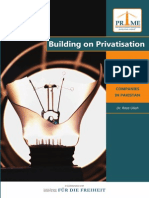 Building on Privatisation Pakistan Power Sector