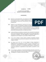 Acuerdo 0046 Para El Pago y Declaración de La 13 14 y Utilidades