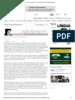O Que é e Para Que Serve a Norma Culta _ Revista Língua Portuguesa